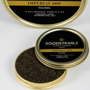 Caviar Imperial 000 - Golden Pearls Caviar